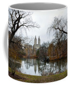 Central Park And San Remo Building In The Background Coffee Mug
