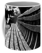 Central Park Bench Coffee Mug