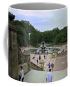 Central Park - Bethesda Fountain Coffee Mug