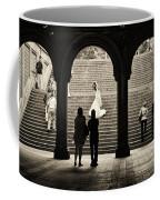 Central Park Bride Coffee Mug