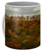 Central Park In Autumn Coffee Mug