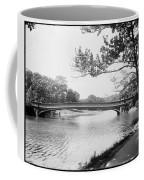 Central Park The Lake Coffee Mug