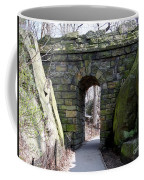 Central Park Underpass Coffee Mug