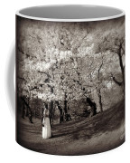 Central Park Wedding - Antique Appeal Coffee Mug