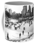 Central Park Winter Carnival Coffee Mug