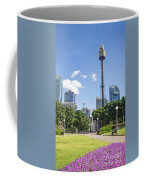 Central Sydney Park In Australia Coffee Mug