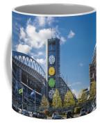 Century Link Field Coffee Mug