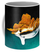 Cereal In Spoon With Milk Coffee Mug by Janice Dunbar