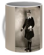 Ceremonial Uniform, C1910 Coffee Mug