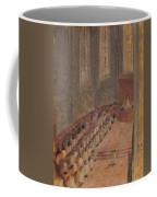 Ceremony Of Ordination At Lyon Cathedral Coffee Mug