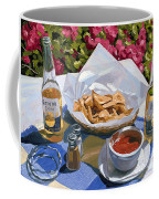 Cervezas Y Nachos - Coronas With Nachos Coffee Mug