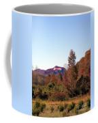 Cesars Head In The Fall Coffee Mug