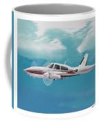Cessna 310 Twin Engine Coffee Mug