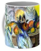 Cezanne Still Life With Skull Coffee Mug