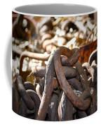 Chain Picking Coffee Mug