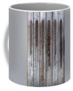 Chains On The Wall Coffee Mug