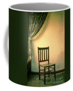Chair And Curtain Coffee Mug
