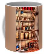 Chair - Chair In The Corner Coffee Mug