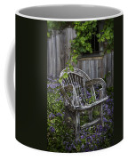 Chair In The Garden Coffee Mug