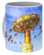 Chairoplane Waveswinger Coffee Mug