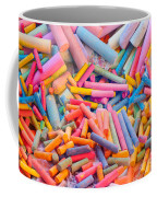 Chalk Colors Coffee Mug