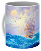 Challanging Tides Coffee Mug