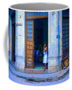 Challenge 15 Number 5 Coffee Mug