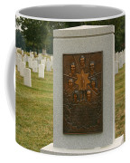 Challenger Space Shuttle Memorial Coffee Mug by Kim Hojnacki