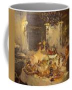 Champagne Coffee Mug by Gaston La Touche