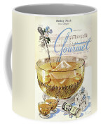 Champagne Punch And The Wedding March Coffee Mug