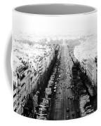 Champs Elysees - Paris Coffee Mug