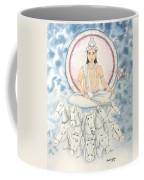 Chandra The Moon Coffee Mug