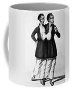 Chang And Eng (1811-1874) Coffee Mug