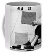 Change In Our Pockets Coffee Mug