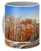 Change Of Seasons Coffee Mug by Lois Bryan