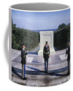 Changing Of The Guard Coffee Mug
