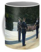Changing Of The Guard Coffee Mug