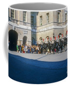 Changing Of The Horse Guard  Coffee Mug
