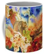 Changing Of The Seasons Coffee Mug