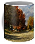Changing To Fall Colors In Dwight Il Coffee Mug