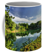 Chankanaab Lagoon Reflections Coffee Mug