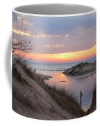 Channel Sunset Coffee Mug