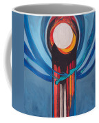 Chanukah Nes Gadol Coffee Mug