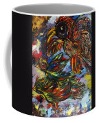 Chaos In Flight Coffee Mug