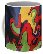 Chaotic Thought Coffee Mug