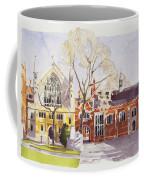 Chapel And Hall  Lincoln's Inn Coffee Mug