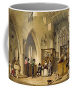Chapel At Haddon Hall, Derbyshire Coffee Mug