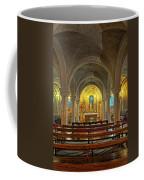 Chapel At Notre Dame Cathedral Verdun Coffee Mug