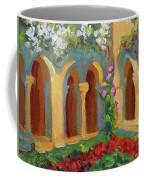 Chapel At St. Remy Coffee Mug