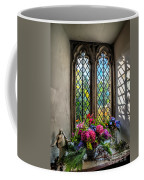 Chapel Flowers Coffee Mug